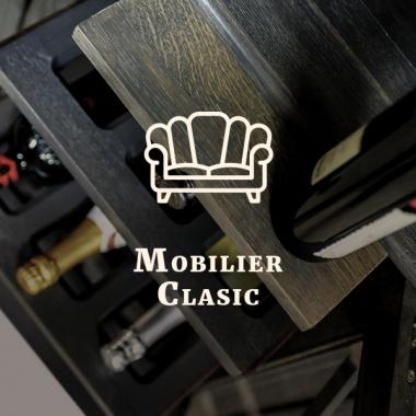 mobilier clasic lemn masiv